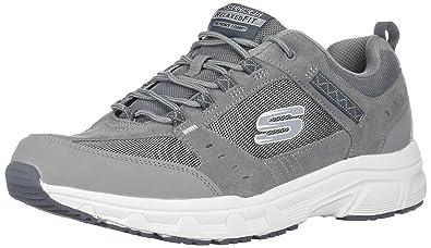 3ce9f7b512 Skechers Herren Oak Canyon Sneaker, blau: Skechers: Amazon.de ...