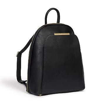 ffee10abd6e39 LaBante -Sycamore- Vegan Leather Backpack for women - black backpack cute  backpacks for girls