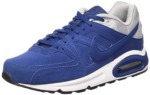 size 40 b7c42 557d1 Nike Air Max Command Leather Scarpe da corsa, Uomo, Multicolore (Cstl Bl