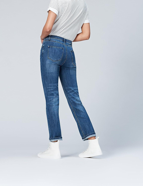 find Jeans Dritti Vita Regular Donna