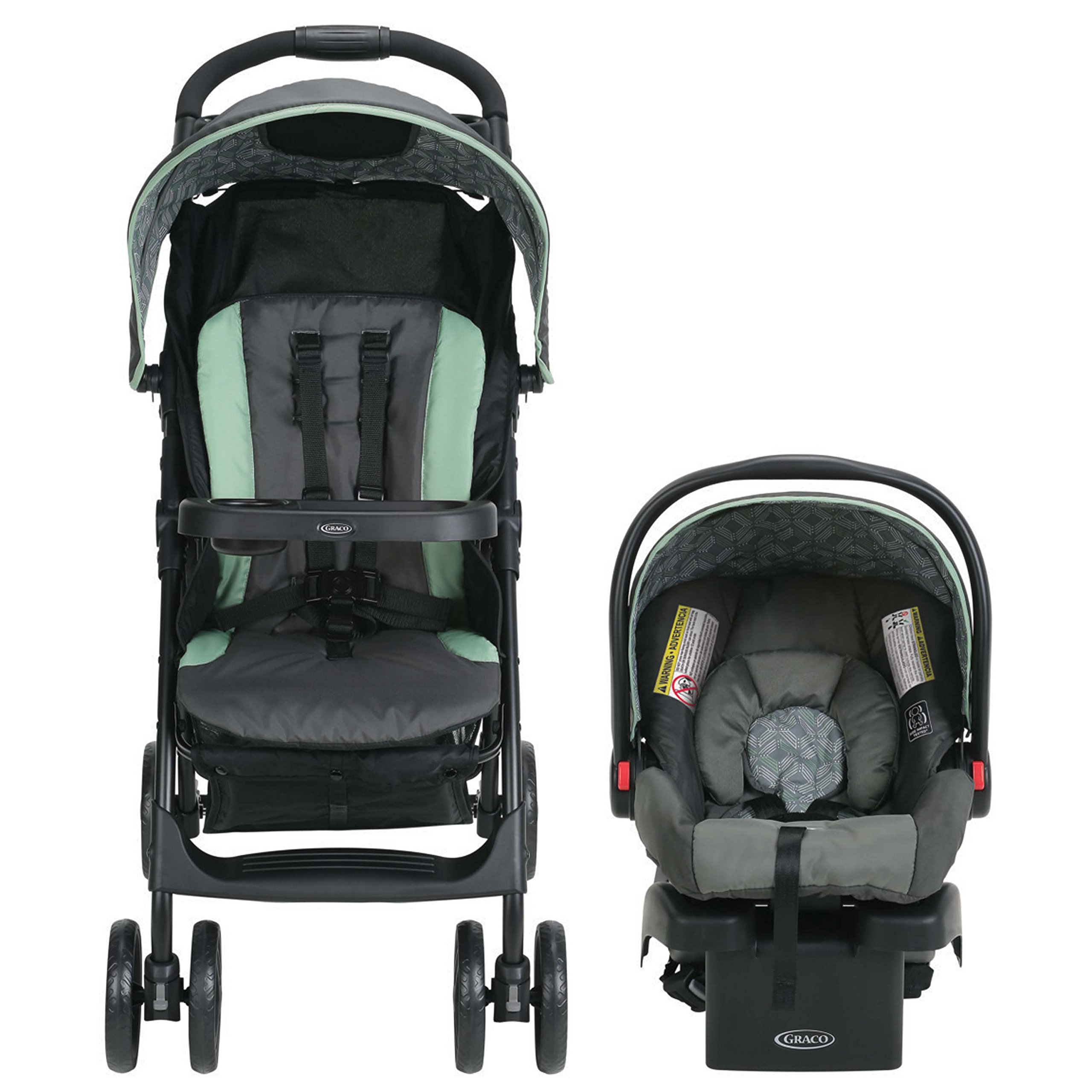 Graco LiteRider LX Travel System, Ames by Graco (Image #2)