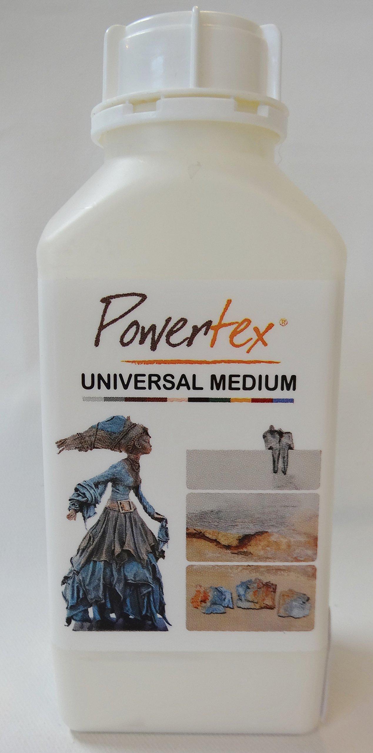 Powertex Fabric Hardener - 1/2 Liter Ivory