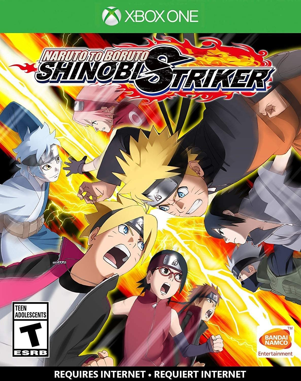 Amazon.com: Naruto to Boruto: Shinobi Striker - Xbox One ...