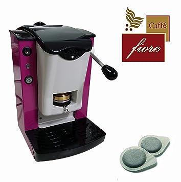 Máquina de café de monodosis Faber Nuova Slot producto italiano 2 años de garantía: Amazon.es: Hogar