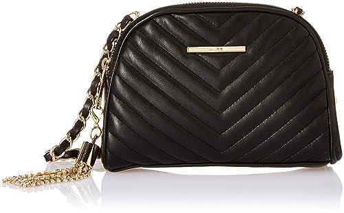 0155dd252ee6 Aldo Women's Sling Bag (Black): Amazon.in: Shoes & Handbags