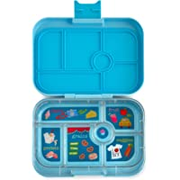 YUMBOX Original (Liberty Blue) Leakproof Bento Lunch Box Container for Kids