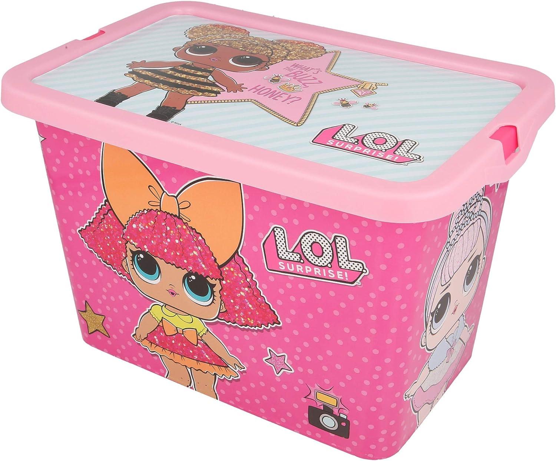 Stor Caja Click 7 L | LOL Surprise: Amazon.es: Hogar