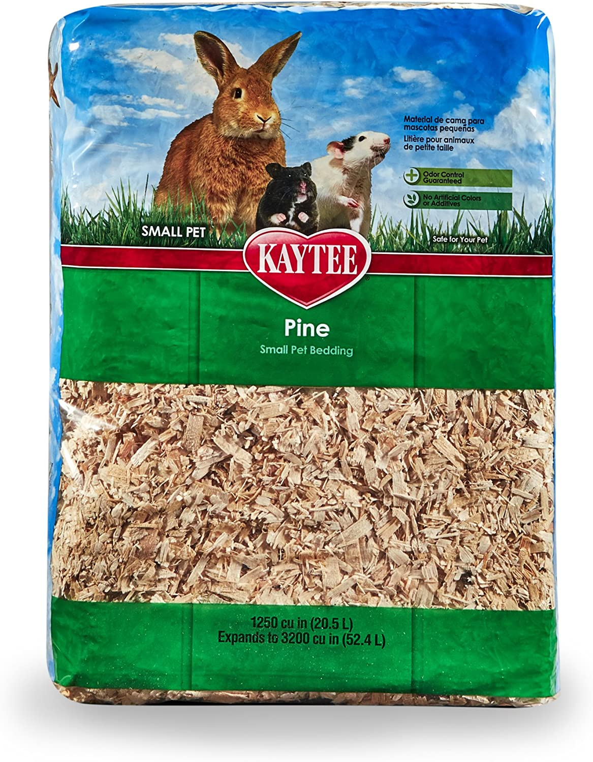 Kaytee Pine Bedding for Pet Cages