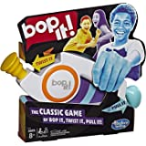 Bop it ! The Classic Game of Bop It, Twist It, Pull It - Kids Toys & Electronic Games - Ages 8+