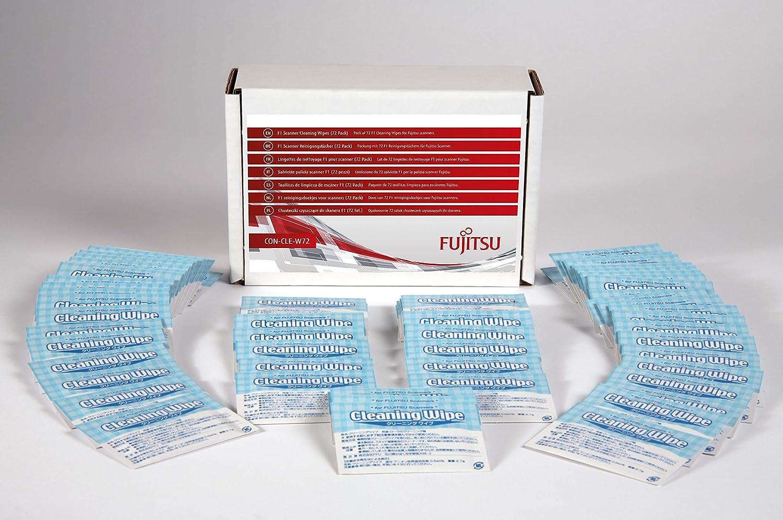 Fujitsu Pack Of 72 F1 Cleaning Wipes For Fujitsu Elektronik