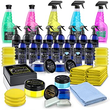 pure cleaner car leather interior dp cleaning kit definition fabric glass