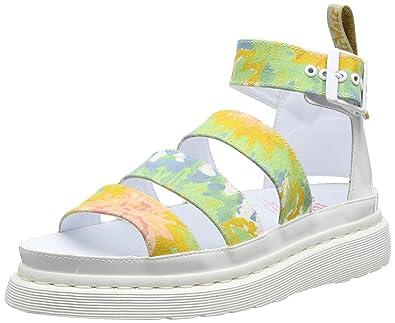 65803fd3a1eb Dr. Martens Women s Vegan Clarissa Ankle Strap Sandals  Amazon.co.uk ...