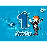 Proyecto Tutti, La magia de la música, música, Educación PriMaría, 1 ciclo - 9788468300535