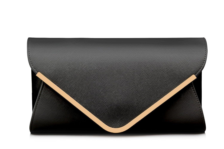 Covelin Women's Handbag Envelope Large Clutch Evening Bag Hot