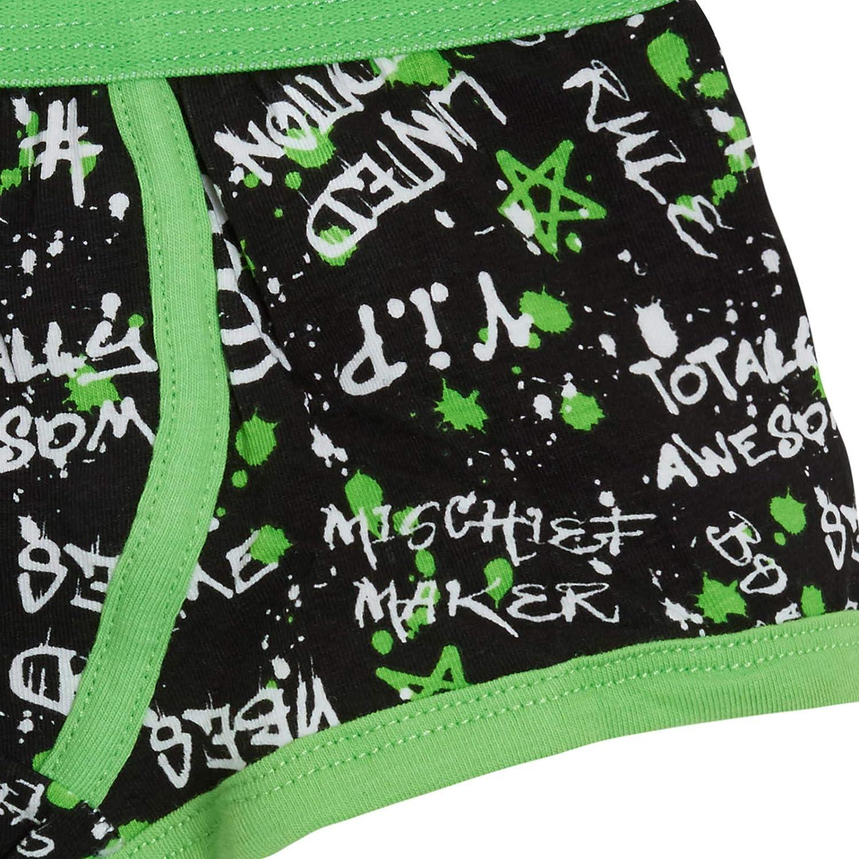 Strong Souls Boys Multipack Boxer Shorts Kids Childrens Elasticated Underwear Football Gamer Trunks Pants Briefs Pack of 3