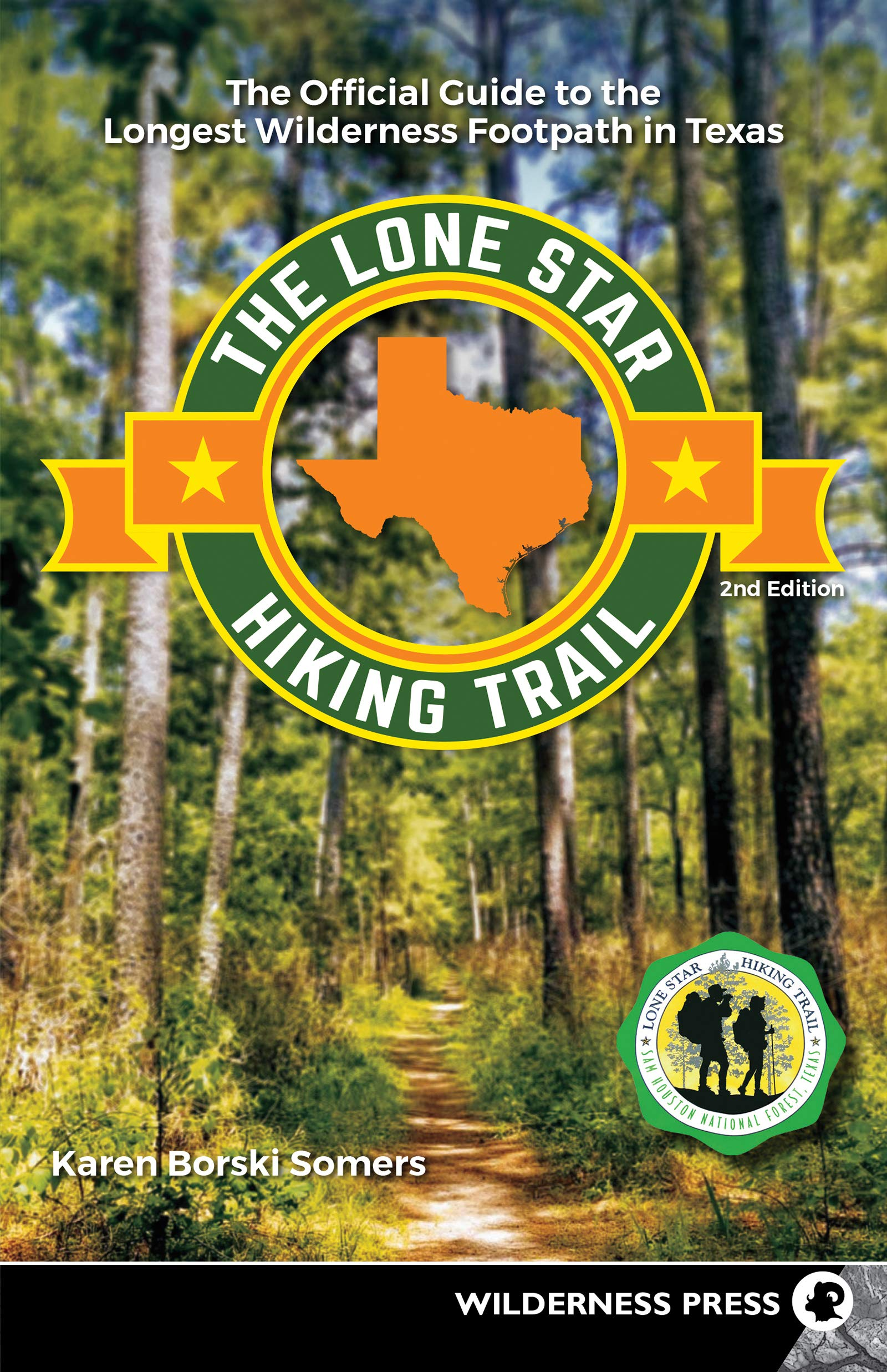 The Lone Star Hiking Trail: The Official Guide to the ... Sam Houston Hiking Trail Map on sam's point trail map, new zealand hike trail map, sam houston tollway map, challenger park houston map, sam houston hunting map, sam houston museum map, cleveland national forest trail map, sam houston parking map, memorial park trail map, sam houston trail park, huntsville state park map, texas hiking map, cagle campground map, sam houston park map, sam houston forest,