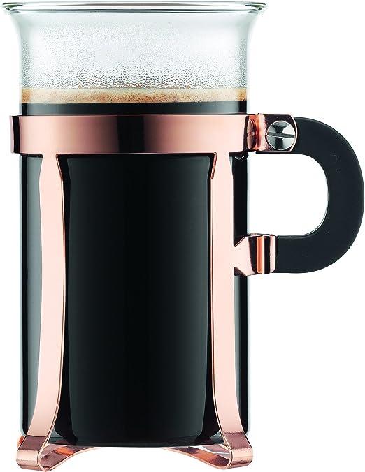 Bodum - 4912-18 - Chambord - 2 Tazas de café Grandes - 0,3 l - Color Cobre: Amazon.es: Hogar