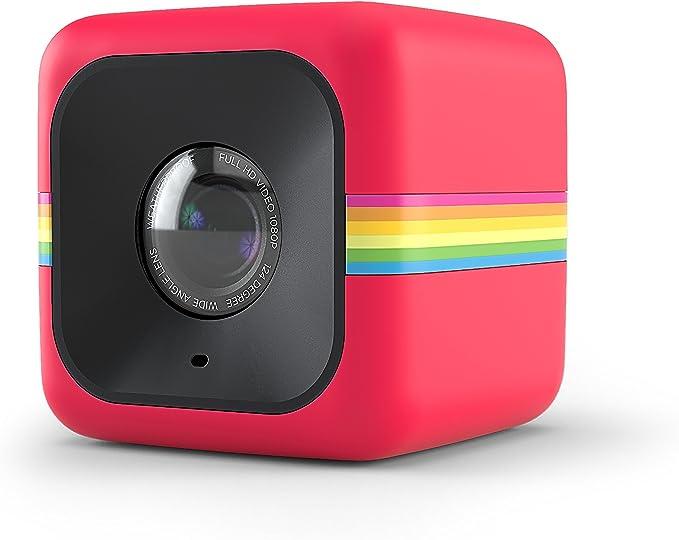 Polaroid Cube 1440p Mini Lifestyle Action Kamera Mit Elektronik