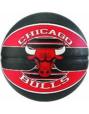 Spalding NBA Team Chicago Bulls 83-583Z Balón de Baloncesto 00df3fc6f95fa