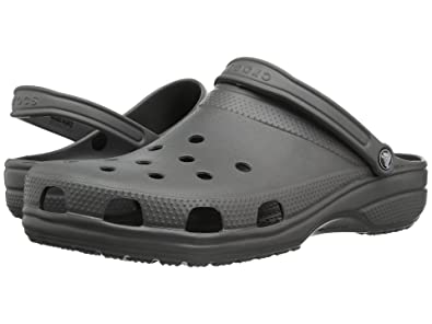 a2a74c1c1505a2 Crocs Classic Mule Slate Grey - 4 US Men 6 US Women M US