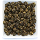 Tealyra - Black Dragon Pearls - Yunnan Special Black Tea - Loose Leaf Tea - Premium Tea - Bold Caffeine - Organically Grown - 110g (4-ounce)