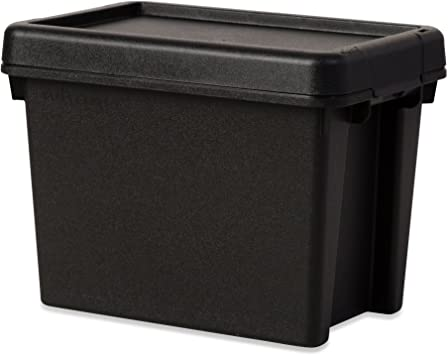 24 Litre Wham Bam Upcycled Plastic Box with Lid