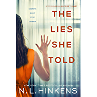 The Lies She Told: A psychological suspense thriller (English Edition)