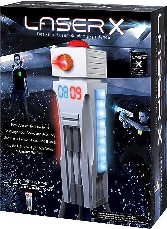 Laser X Long Range Blaster Character Options