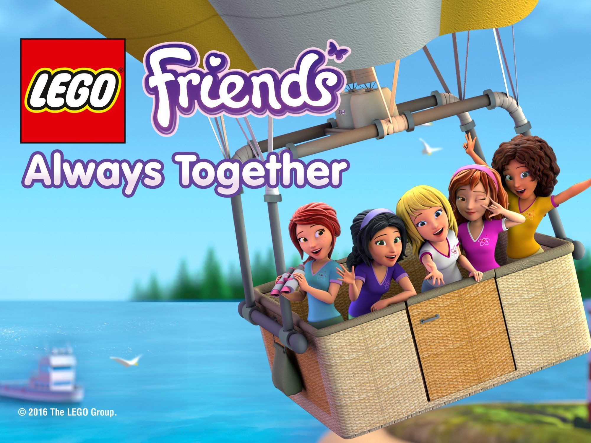 Amazoncouk Watch Lego Friends Volume 2 Prime Video