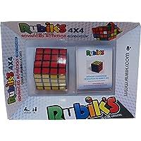 Rubik's Cube | puzzle de correspondance de couleurs 4x4 Master Cube, la version grand format du cube classique, avec son Guide de poche