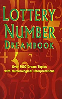 Lucky Number Dream Book