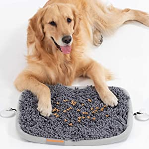 FAT CHAI & MARK Pet Snuffle Mat for Dogs 21