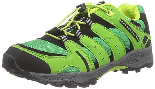 Lico Fremont - Zapatillas de Trekking y Senderismo de Material sintético niños: Amazon.es: Zapatos y complementos