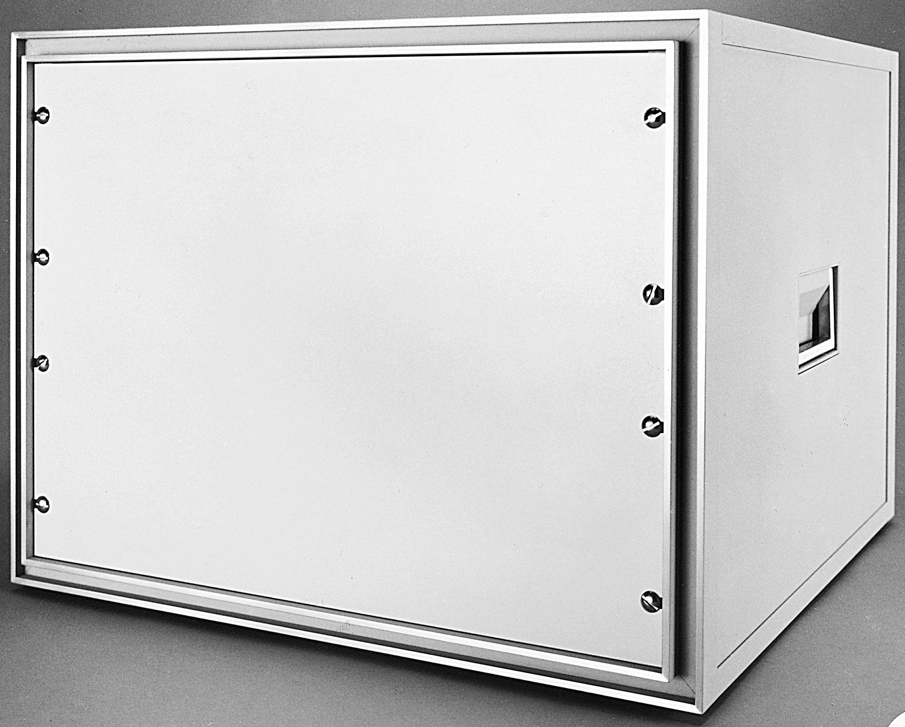 EC-9903-S - 19 Case, Cabinet, Sand, 5U, Steel, Portable, 275 mm, 535 mm, 394 mm (EC-9903-S)