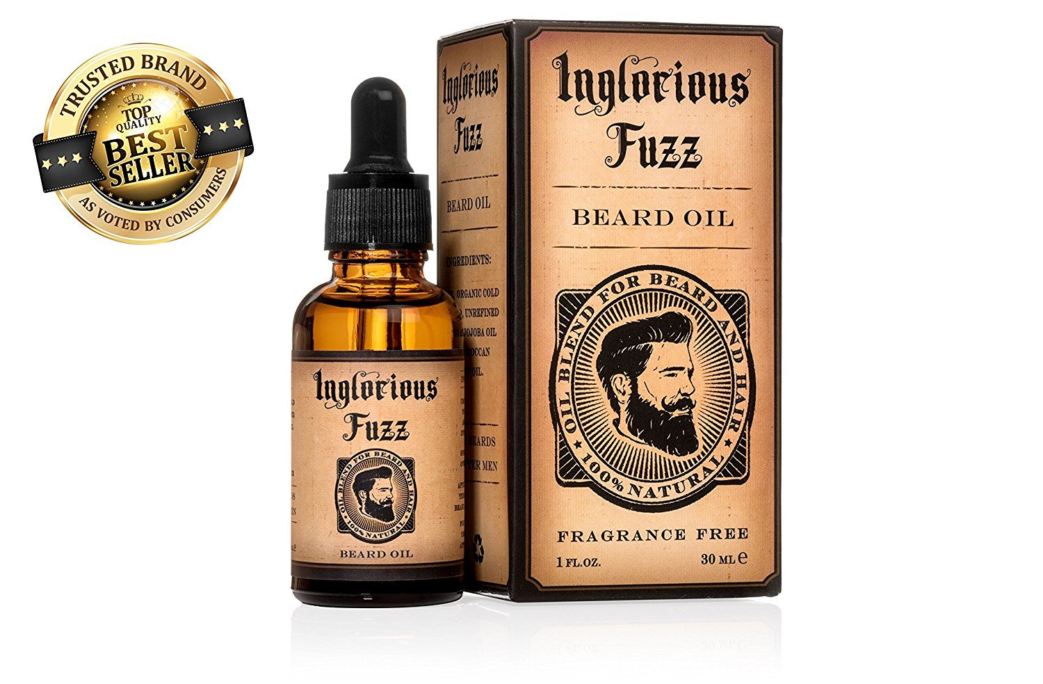 Amazon Beard Oil By Inglorious Fuzz Limited Time Only