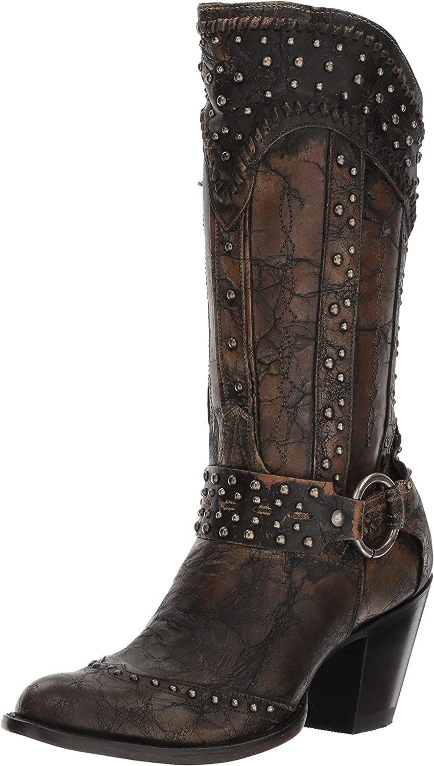 Dan Post Boot Company Women's Sexy Back Western Boot