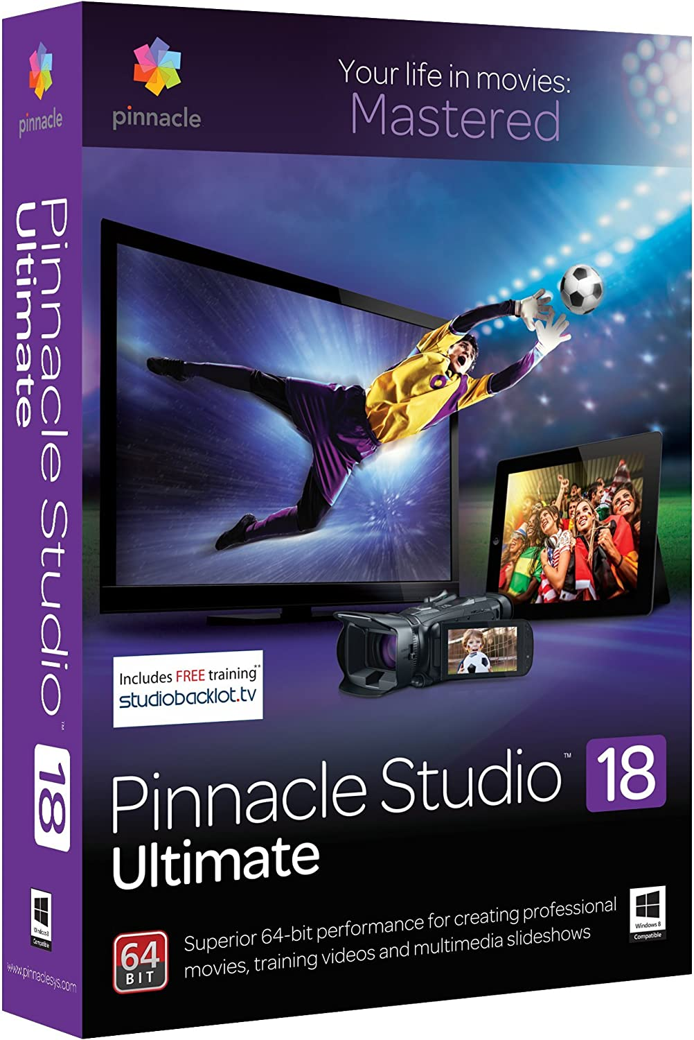Paid by credit card pinnacle studio 17 ultimate