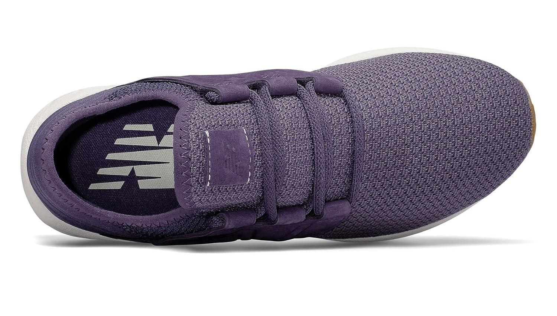 New Balance Women's Cruz V2 Fresh Foam Running Shoe B075R84P6D 8 D US|Wild Indigo-402