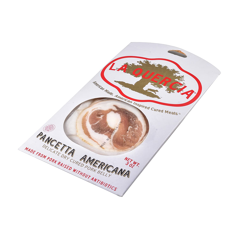 Pancetta Americano By La Quercia Sliced 2 Ounce