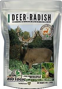BioLogic Deer Radish Food Plot Seed, 2lb (Plants 1/4 Acre)