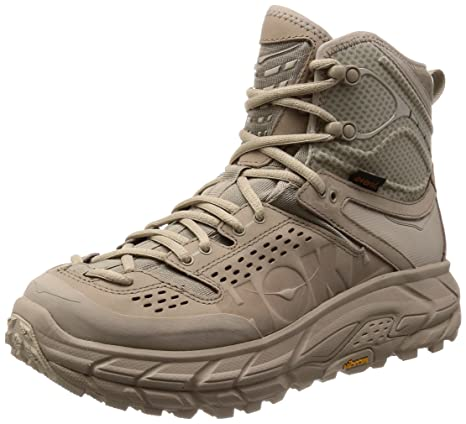 8512844b1f3 Hoka One One Men's Tor Ultra Hi Wp Hiking Boots (8 D(M) US, Tan ...