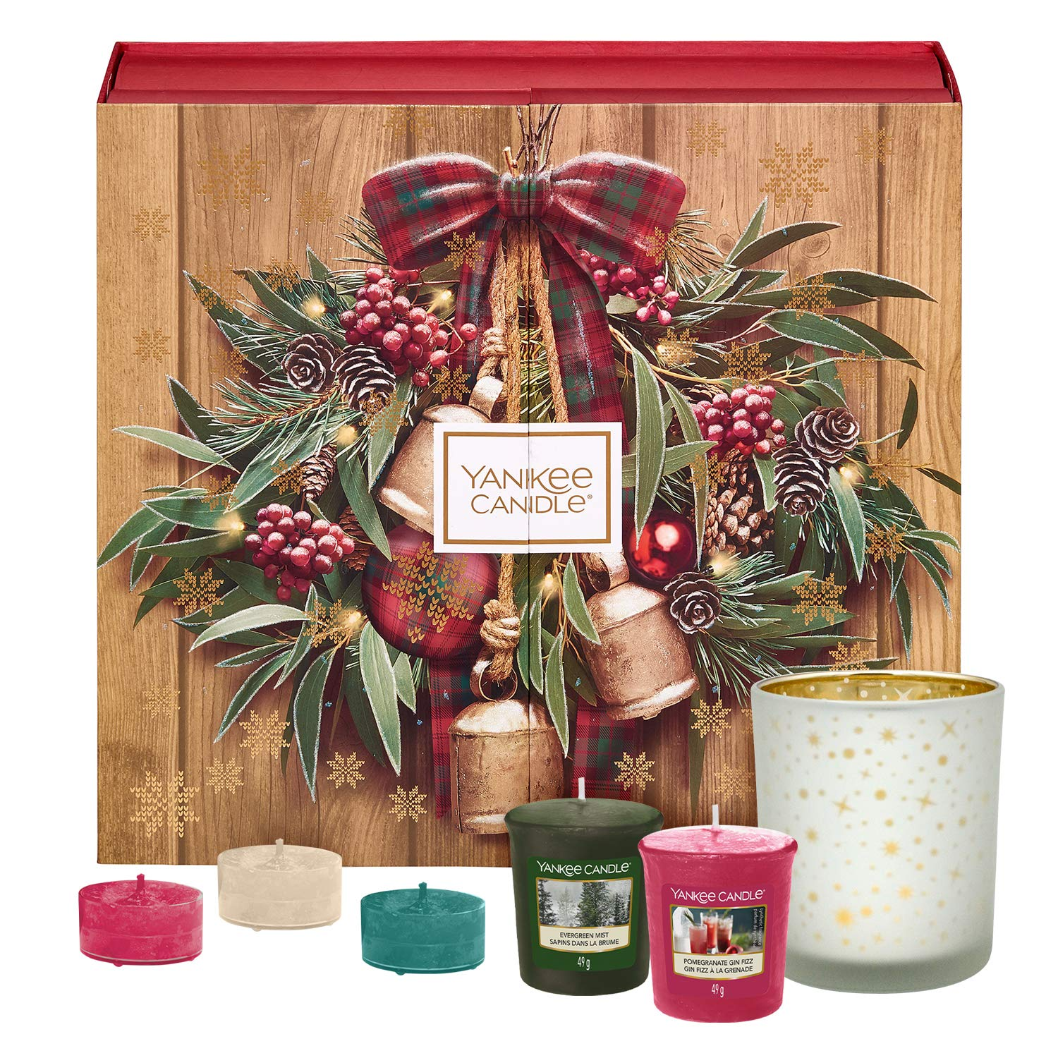 Yankee Candle Candle Gift Set, Alpine Christmas by Yankee Candle