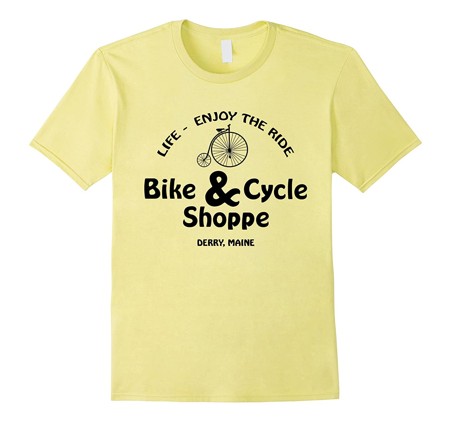 Bike & Cycle Shoppe It Has Everything For A Penny Shirt-T-Shirt