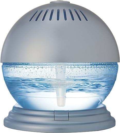 Fresh Air Globe - Dispositivo multifunción 4 en 1 (humidificador ...
