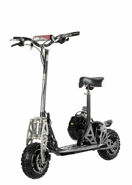 VECTOR SCOOTERS - Patinete Plegable a Gasolina con 2 velocidades: Amazon.es: Deportes y aire libre