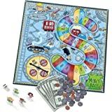 Learning Resources Money Bags Coin Value Game