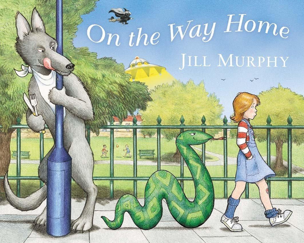 On the Way Home: Amazon.co.uk: Jill Murphy: 8601300157924: Books