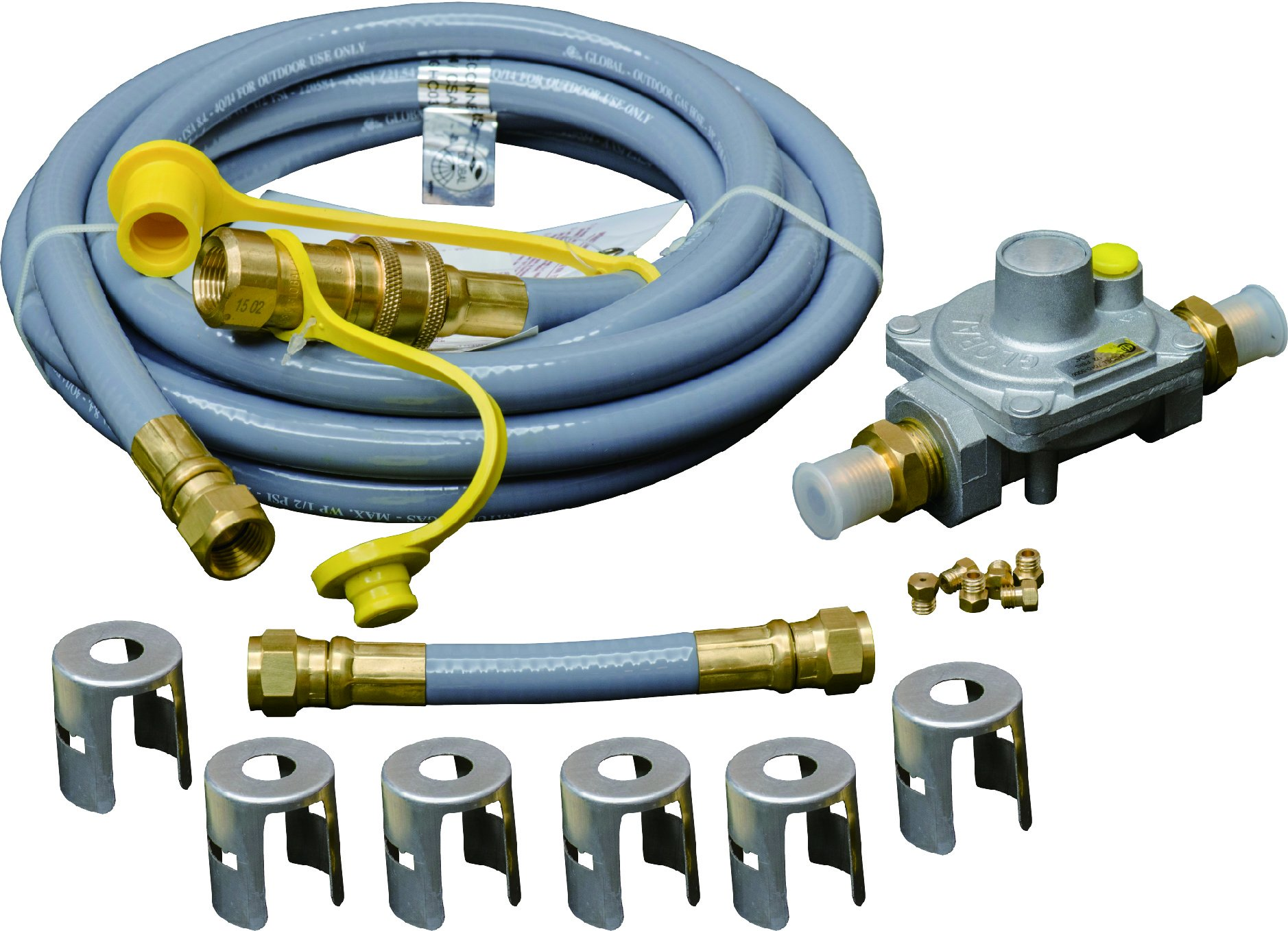Fervor Natural Gas Converter Kit