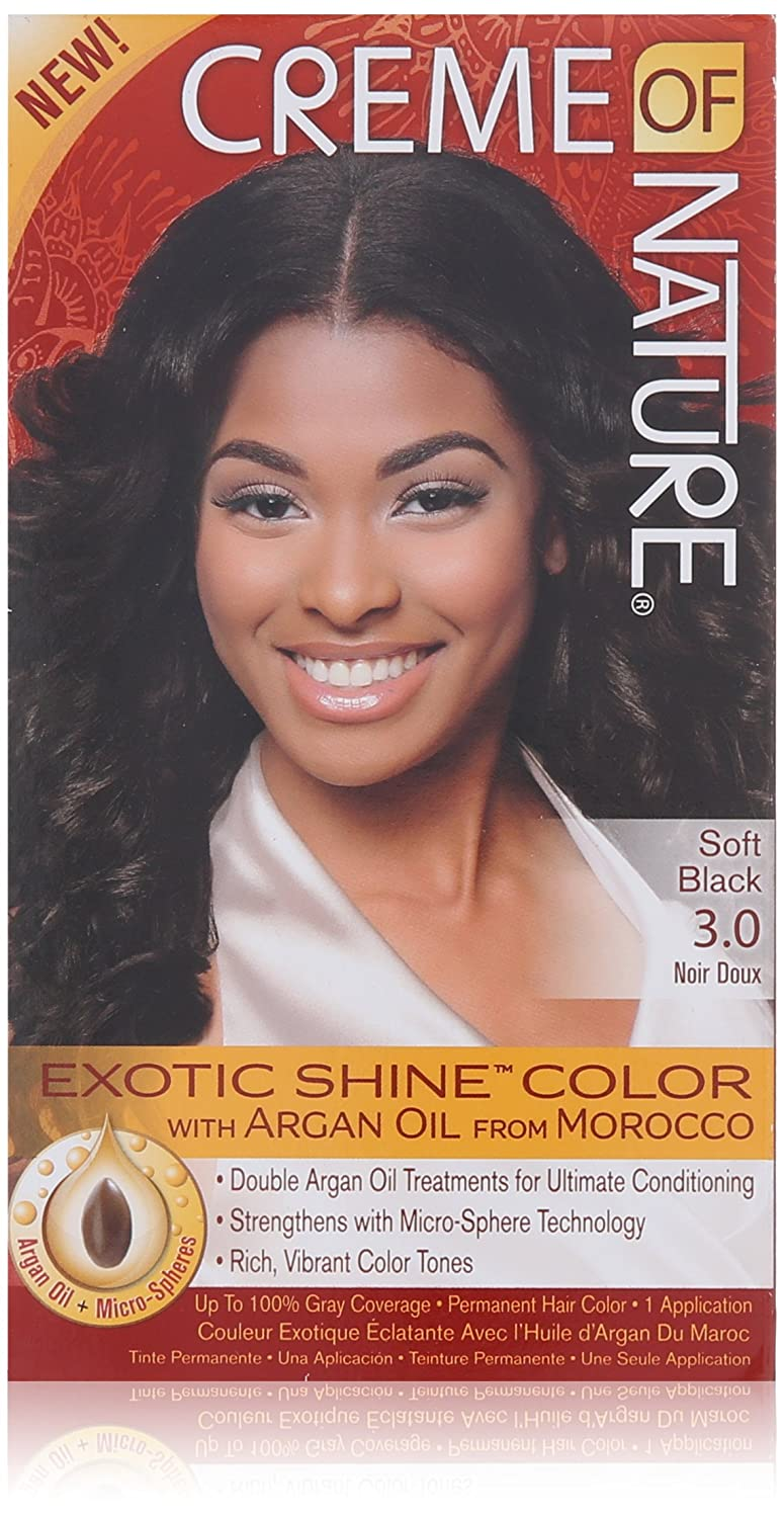 Amazon Creme Of Nature Exotic Shine Color With Argan Oil