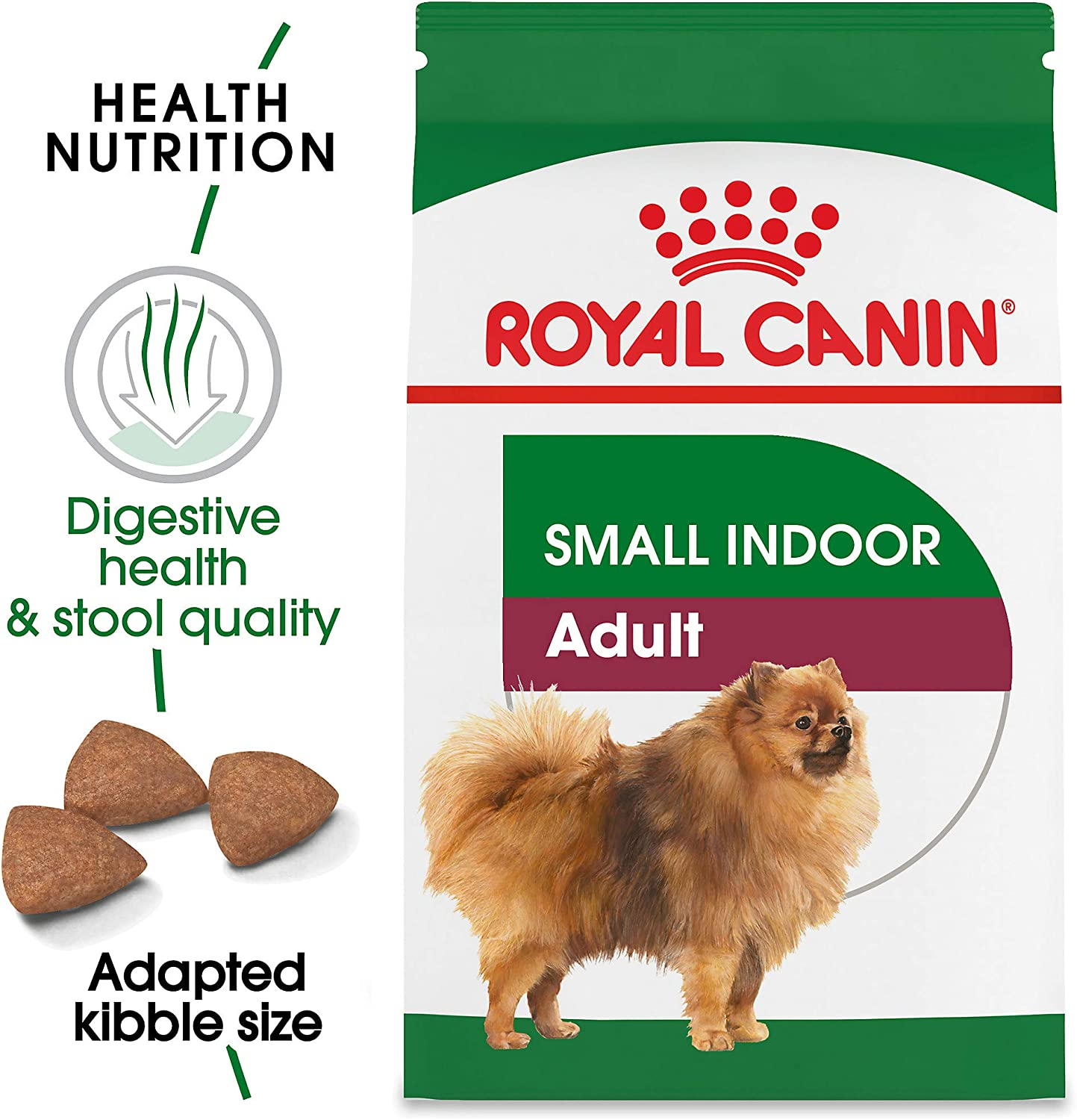 7. Royal Canin Size Health Nutrition Indoor Small Breed